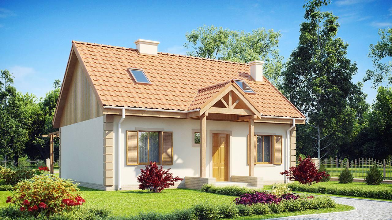 domy drewniane mieszkalne