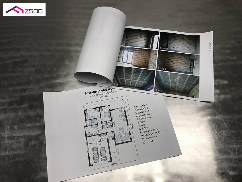 Blog Z Budowy łukasz S Według Projektu Z500 Zx100
